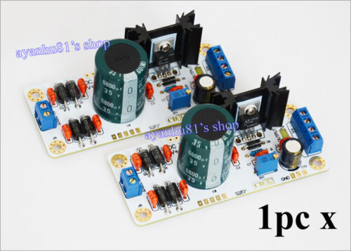 LT1084 5A Voltage Regulator Power Supply Module Kits for Tube Amp Filament CDROM