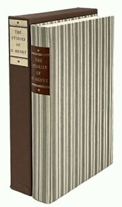 The Stories of O. Henry LIMITED EDITIONS CLUB (1965)