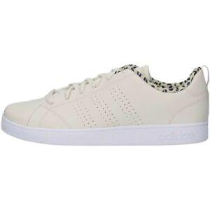 Adidas-VS-Advantage-CLK-F36244-Scarpa-Ginnastica-Sneakers-Donna-Bianco-tg-varie