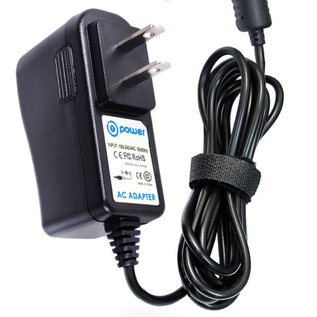 New HB-208C Power Supply 9V AC ADAPTER CHARGER Power Supply cord DC 9 V...500 mA