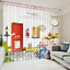 3D Cartoon 537 Blockout Photo Curtain Printing Curtains Drapes Fabric Window AU