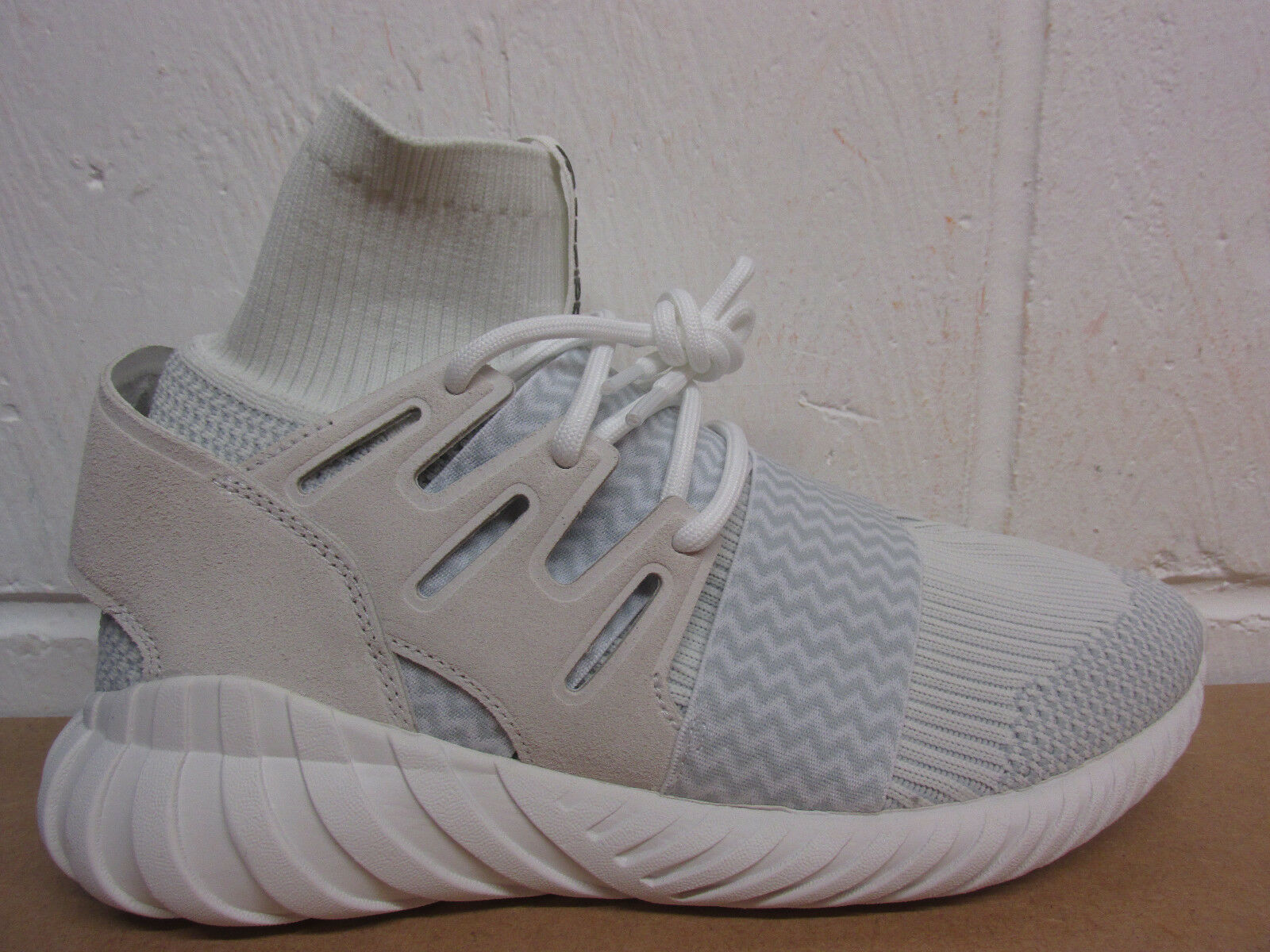 Adidas Originals Tubular Doom PK Mens Hi Top Trainers S80509 Sneakers Shoes Brand discount