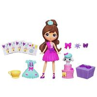 Littlest Pet Shop Sweetest Blythe Doll & Poodle Pet - Fancy Fun Party (a2194)