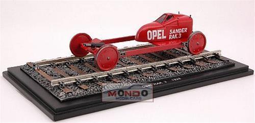 contador genuino Opel rak 3 1928 1928 1928 rec.290 km h 1 43 Spark sp0822  tienda de ventas outlet