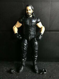 WWE-Mattel-Seth-Rollins-Elite-Series-70-figure-loose