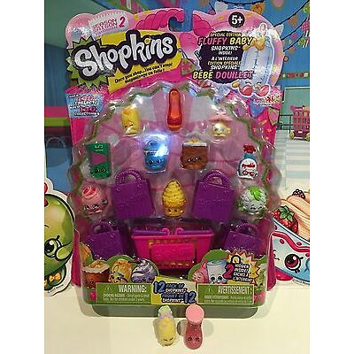SHOPKINS SEASON 2 12 Pack Fluffy Baby - Special Edition Dum Mee Mee - #131
