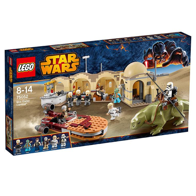 LEGO StarWars Mos Eisley Cantina (75052) Neu,Selten und Versiegelt