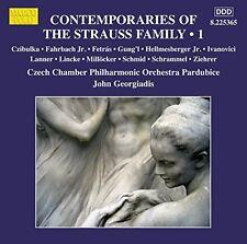 Schrammel / Czech Ch - Contemporaries of the Strauss Family 1 [New CD]