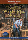 The Woodwright's Shop (Season 3) by Roy Underhill (DVD video, 2013)