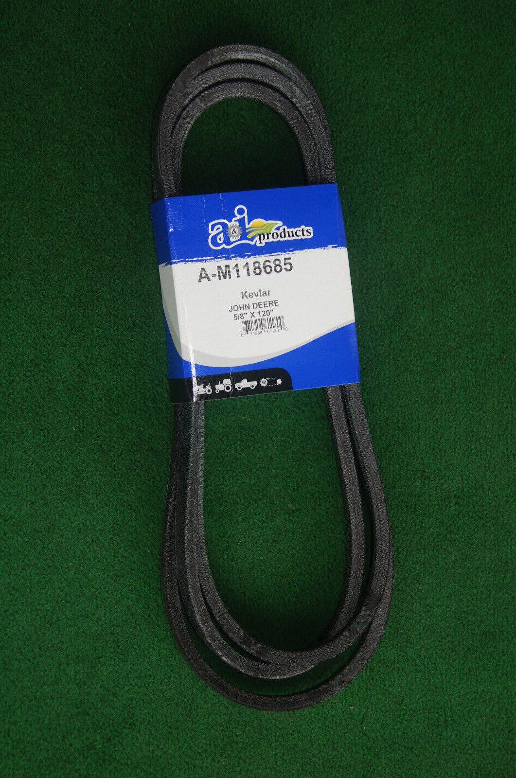 Pix Belt Replaces John Deere M118685