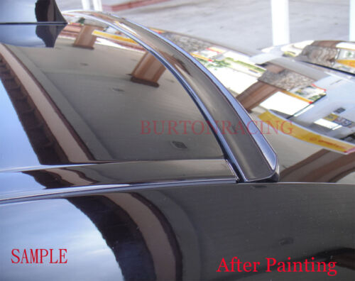 Unpainted FOR 2013-2017 TOYOTA YARIS SEDAN-Rear Window Roof Spoiler