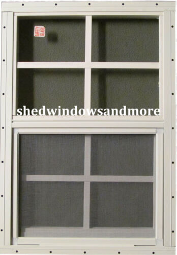 Playhouse Windows with Safety Glass