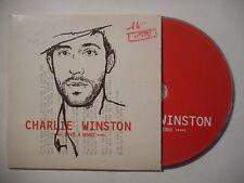 CHARLIE WINSTON : LIKE A HOBO ♦ CD SINGLE PORT GRATUIT ♦