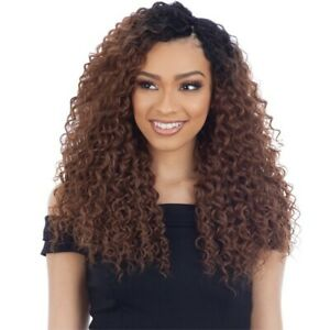Shake-N-Go Organique MasterMix Synthetic Weave - Deep Wave
