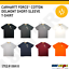 Carhartt-Men-039-s-Force-Cotton-Delmont-Short-Sleeve-T-Shirt-Relaxed-Fit-FastDry thumbnail 1