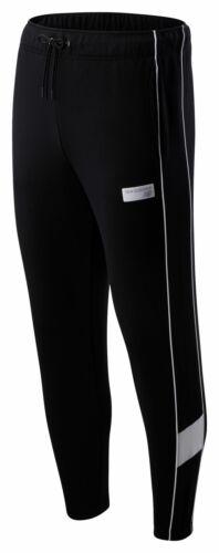 New Balance Men/'s NB Athlétisme Classique sweatpant noir avec blanc