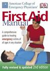 American College of Emergency Physicians - First Aid Manual (2004, Paperback, Revised)