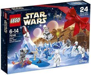 LEGO-STAR-WARS-CALENDARIO-ADVIENTO-75146-NUEVO-PRECINTADO-SIN-ABRIR