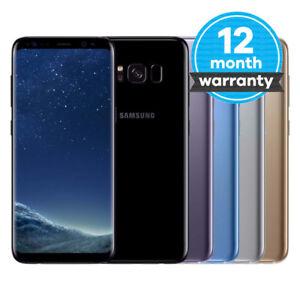 Samsung-Galaxy-S8-SM-G950F-64GB-Unlocked-SIM-Free-Various-Colours
