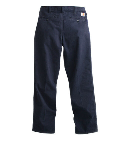 Carhartt FR Navy bluee Pants (371-20) Relaxed Fit 34X28 ( NEW)