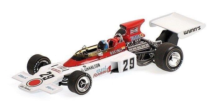1:43 Minichamps Lotus Ford 72 #29 1972 British F1 GP D. Charlton 400720029