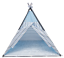 TEEPEE-PLAYTENT-SET-PORTABLE-WASHABLE-INDOOR-OUTDOOR-USE-TRAIN-DESIGN thumbnail 2