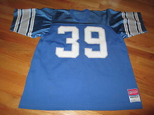 Hot 80s Sand Knit Store Model RAY CROCKET No. 39 DETROIT LIONS (Size XL  supplier