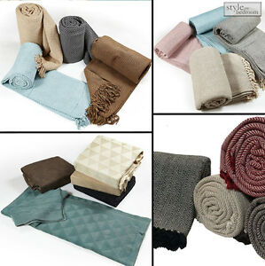 Large-Luxury-100-Cotton-Woven-Sofa-Bed-Throws-in-5-Sizes