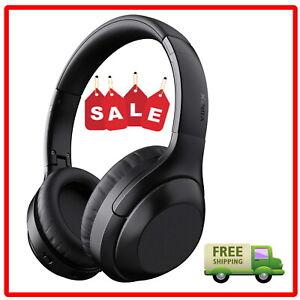 Vipex Bluetooth Headphones Over Ear With Microphone Hi Fi Sound Deep Bass Ebay