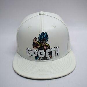 Anime Snapback Gogeta Blue Dragon Ball Super Cap-afficher Le Titre D'origine