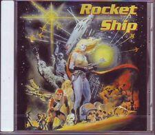 V.A. - ROCKET SHIP - Buffalo Bop 55052 50s Rock CD