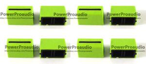 8pc-Channel-Crossfader-Fader-Cap-Knob-For-RANE-57-TTM57-TTM57sl-TTM57mk2-GREEN