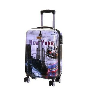 81178176af Image is loading American-Tourister-Suitcase-55x35x20-35-Liters -Super-Lightweight-
