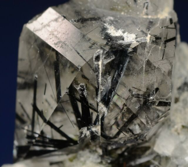 Melanson TN Collection Quartz w/ Tourmaline incl.  Nyet Bruk, Pakistan 501028