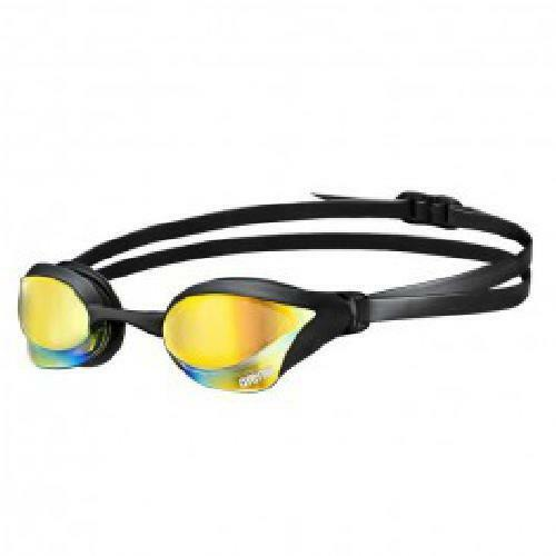 c2d49b3b4e Arena Cobra Core Mirror Racing - Mirrored Swimming Goggles Gold for sale  online