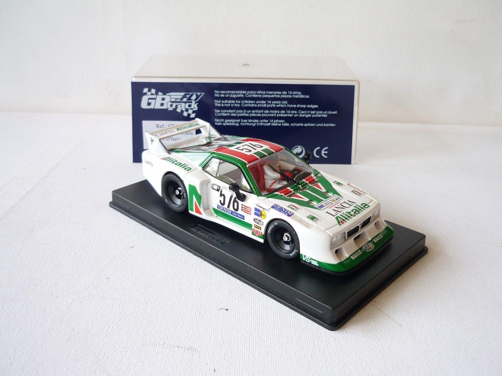 Fly GB track 1 32 GB-36 Lancia Beta Montecarlo Giro d Italia 1979 Mint Box
