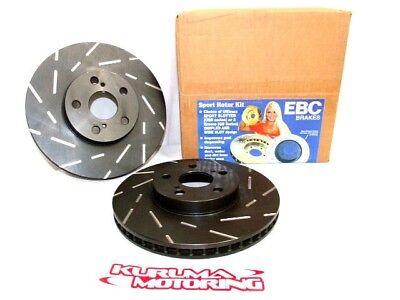 EBC Brakes USR603 USR Series Sport Slotted Rotor