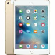 Apple 128GB iPad mini 4 (Wi-Fi Only, Gold)