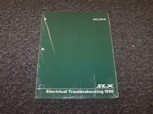 1998 Acura SLX SUV Factory Original Electrical Wiring Diagram Manual 3.5L  V6 | eBay | 1998 Acura Slx Wiring Diagram |  | eBay