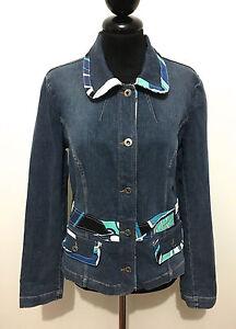 D G DOLCE   GABBANA Giacca Giubbotto Jeans Donna Woman Denim Jacket ... e5574d90876