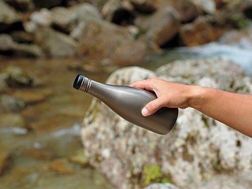 New Snow Peak Sake Bottle Titanium Titanium Bottle TW-540 tableware 50dd60