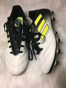 new styles a3b30 b44d6 Image is loading Adidas-Men-039-s-ACE-17-4-FxG-