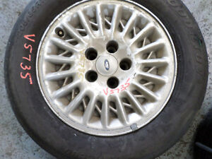 Ford-Falcon-EF-1x15-034-Factory-Alloy-Wheel-only-NO-TYRE-S-N-V5735
