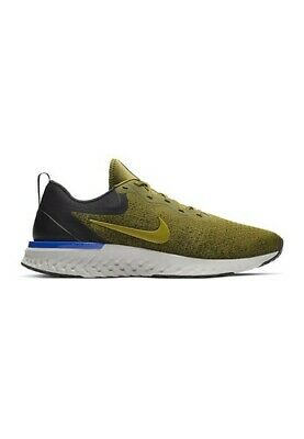 New Nike Odyssey React in Olive Flak Peat Moss Black Colour Size 9 | eBay