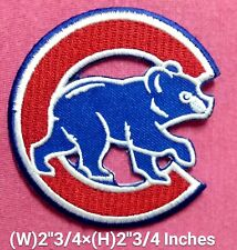 6a422fb713e MLB Baseball Chicago Cubs Logo Embroidered Iron on Patch for Shirt ...