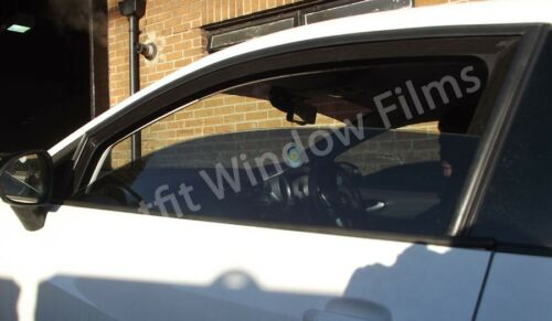 Standard moyenne 20 75cm x 1m noir fumé de voiture /& bureau fenêtre teinter Teinte Film