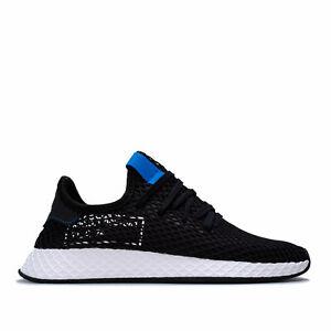 Homme-Adidas-Originals-Deerupt-Runner-Baskets-En-Noir
