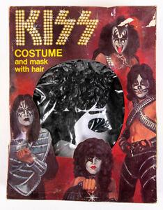 KISS HALLOWEEN COSTUME COLLEGEVILLE AUCOIN PAUL STANLEY 1978