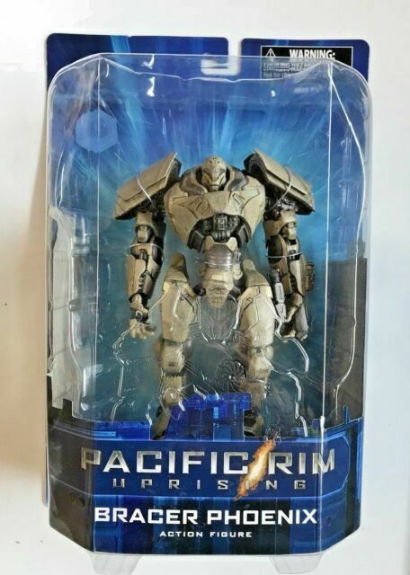 2018 Bracer Phoenix Action Figure Pacific Rim Uprising New Diamond Select