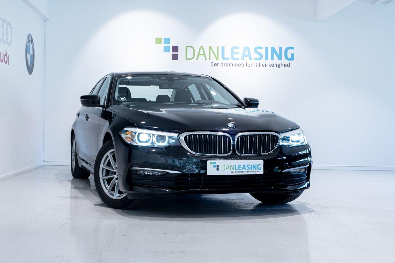 BMW 520i 2,0 aut. 4d - 389.000 kr.